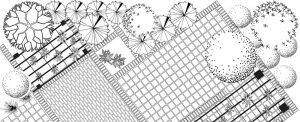 tuinontwerp, terras aanleggen